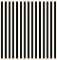 vertical stripes seamless pattern black white vector image