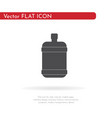 bottle icon for web business finance and vector image