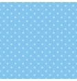 Seamless background with lines and polka dots vector image vector image