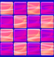 tiles texture seamless with waves vector image vector image