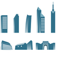 building icon preview vector image vector image