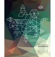 Sacred geometry Alchemy spirituality icons vector image
