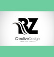 be b e creative brush black letters design with vector image vector image