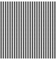 graphic linear streaks with dots vector image