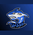 logo mascot esport style vector image vector image