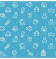 Pet Seamless Pattern vector image