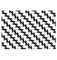 Train tracks vector image vector image