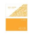 golden lace roses horizontal corner frame pattern vector image