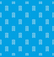 marker pen pattern seamless blue vector image
