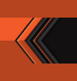 orange arrow direction geometric on grey