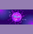 world music day musical instrument planet banner vector image