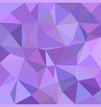 geometric abstract triangle tile mosaic pattern vector image vector image
