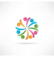 Success people icon vector image vector image