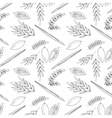 Sukkot seamless pattern background vector image vector image