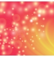 Abstract Light Red Wave Background vector image vector image