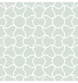 Abstract Seamless interlocking pattern vector image vector image