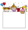 Birthday postcard vector | Price: 1 Credit (USD $1)
