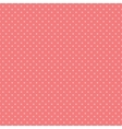 Seamless background with polka dots vector image