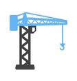 Crane II vector image