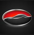 auto symbol design vector image vector image