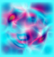 hologram bright colorful background abstract vector image