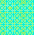Turkish pattern vector image vector image