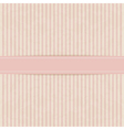 Stripe texture paper vector image