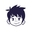 kid32 2 vector image