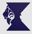 logo king vector image vector image