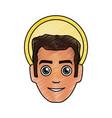 saint joseph cartoon vector image vector image