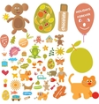 Cute signs vector image