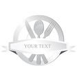 Restaurant choice vector image
