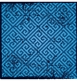 Background-greek pattern vector image vector image