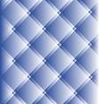 Blue And White Seamless Checked vector image