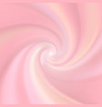 pink tasty yogurt waves realistic creamy vector image