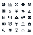 Finance and Stock Icon