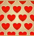 heart seamless vector image