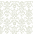 Baroque Pattern ornament vector image