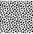 dots or spots pattern seamless texture background vector image vector image
