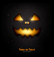 happy halloween banner 3 vector image