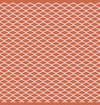 red brick seamless pattern background vector image