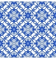 Seamless pattern with Mediterranean motifs vector image
