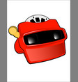 view master vector image vector image