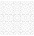 Arabic ornament seamless pattern vector image