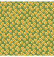 corn print vector image vector image