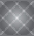 create vintage style of grey striped pattern vector image