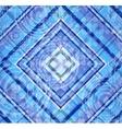 blue tartan vector image