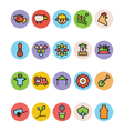 Agriculture Icons 5 vector image