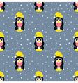 pinguin vector image vector image