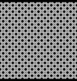 seamless pattern staggered monochrome texture vector image vector image